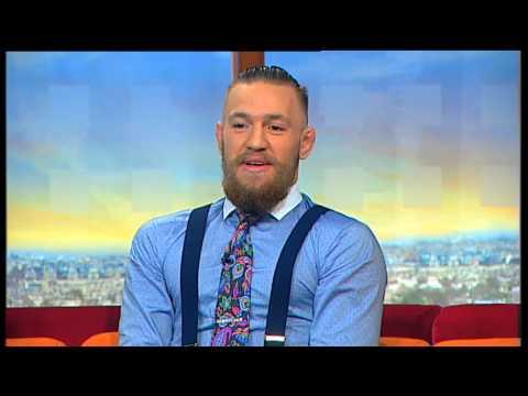 Conor McGregor Interview | Ireland AM