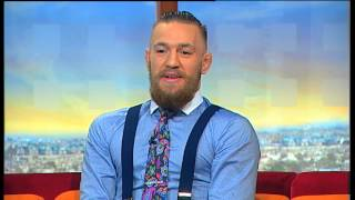 Conor McGregor Interview | Ireland AM