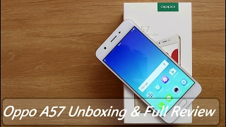 Oppo A57 Unboxing amp Full Review I Hindi