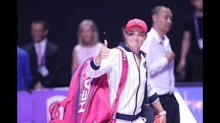 Ashleigh Barty | My Performance | 2019 WTA Finals