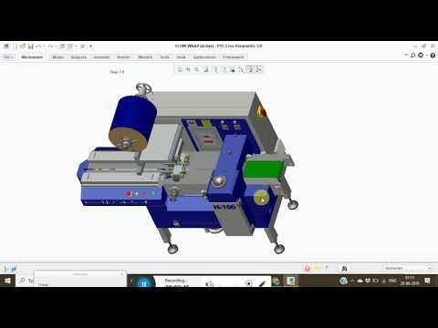Flow Wrap Design (PTC Creo 3.0)