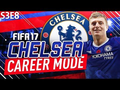 TONI KROOS WHAT A GOAL!!! | FIFA 17: Chelsea Career Mode - S3E8