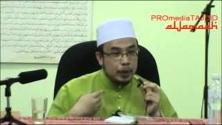 Jawapan Khalifah Umar Al Khattab bila ditegur pakaiannya - Dr Asri