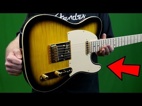 This Thing Is BEEFY!   Fender Richie Kotzen Signature Telecaster   Review + Demo