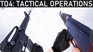 TO4: Tactical Operations - All Weapons