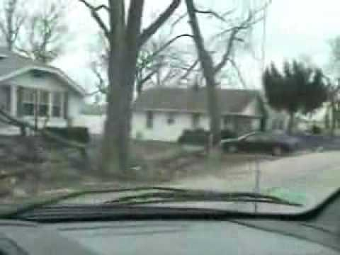 Springfield Il Tornado Aftermath March 2006 Youtube