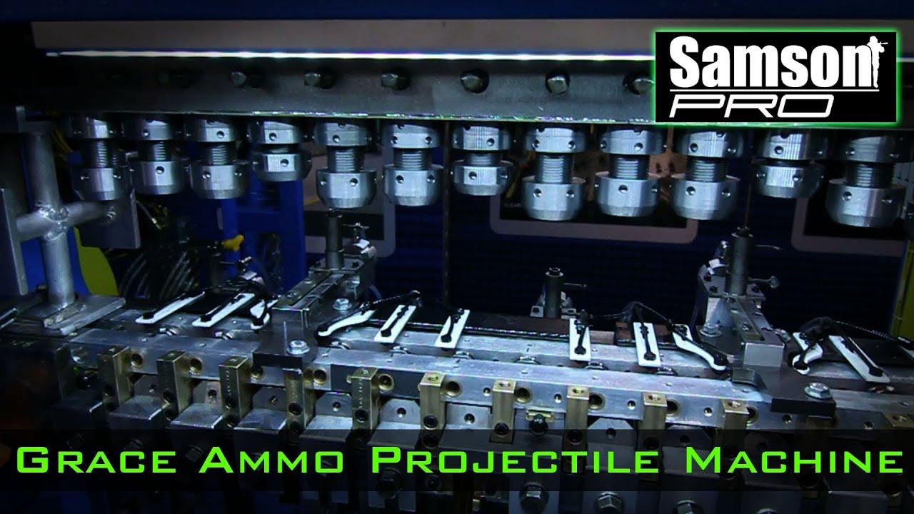 ammo machine
