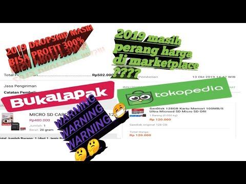 Bisnis online-profit besar dari dropship marketplace ...