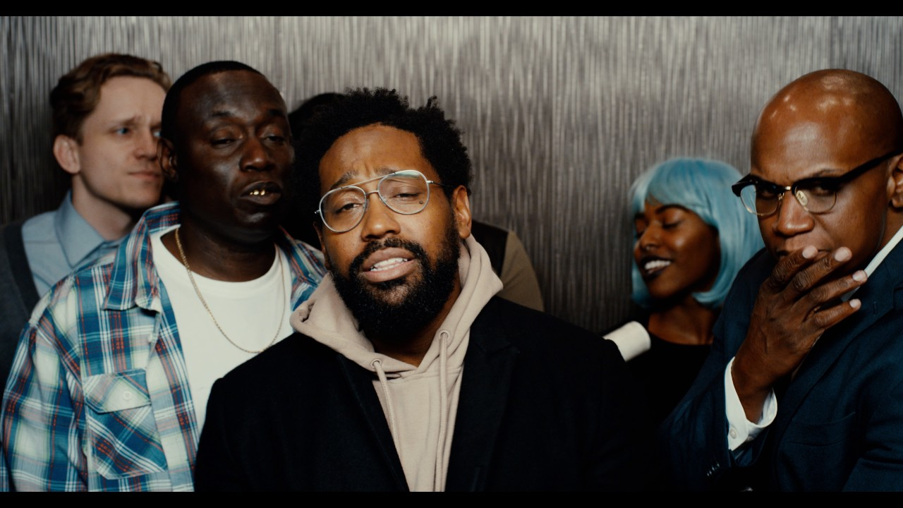 PJ Morton feat. Pell |  Claustrophobic (OFFICIAL VIDEO)