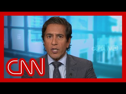 Dr. Sanjay Gupta calls new CDC guidelines 'ridiculous'
