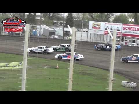 River Cities Speedway WISSOTA Street Stock Heats (5/17/19)
