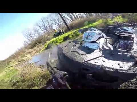 The Mounds Off Road ORV Park, Flint MI Genesee County Muddy Trails  Michigan 2016  Part # 1