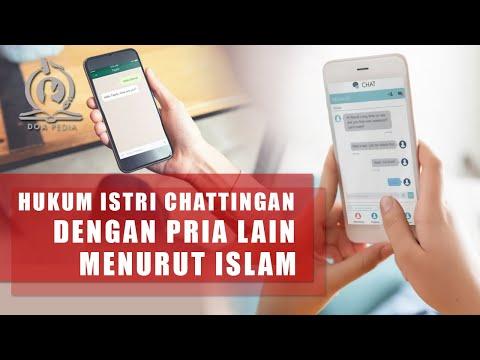 Hukum Istri Chatting Dengan Pria Lain Menurut Islam, Bolehkah