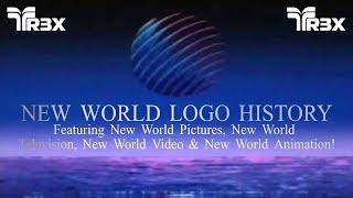 New World Logo History