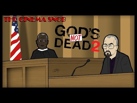 The Cinema Snob: GOD'S NOT DEAD 2