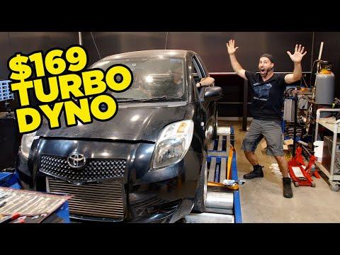 $169 eBay Turbo Dyno Results (EPIC!)