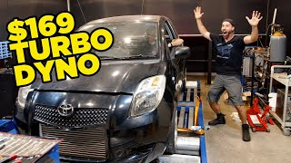 $169 eBay Turbo Dyno Results (EPIC!)