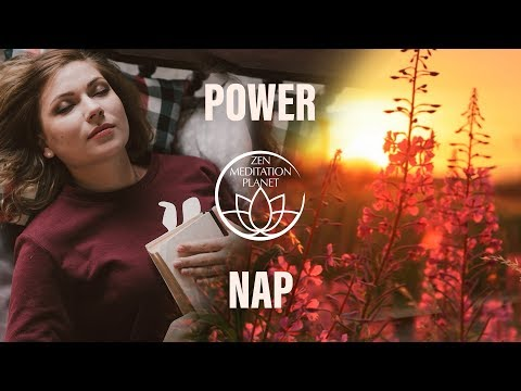 Power Nap – 30 Minutes Sleep Music Instant Energy Boost