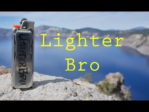 Lighter Bro - Bic Multi tool