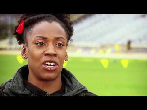 Alysia Montaño   800m US Track Star   Trans World Sport