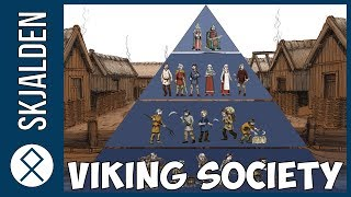 Social Classes in Viking Society