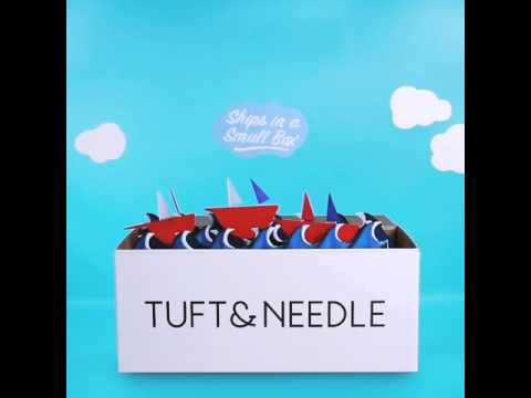 Tuft and Needle Presents: SHIPS IN A SMALL BOX