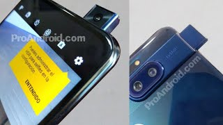 Motorola One Leaked With Pop Up Camera!