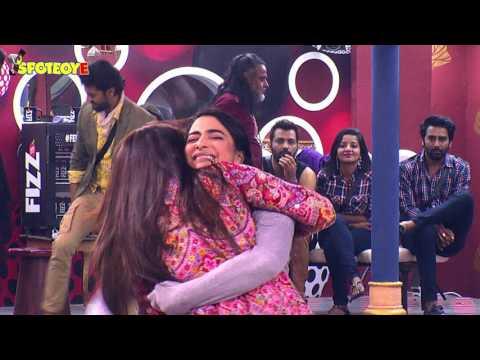 Gauhar Khan is upset with VJ Bani's Defeat | SpotboyE
