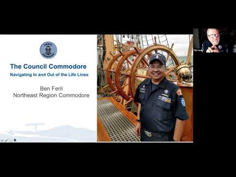 Best Practices for Sea Scout Council Commodore