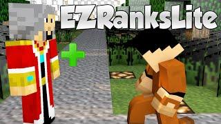 Minecraft   EZRanksLite (Players buy ranks with money!)   Plugin Tutorial