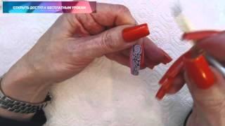 Как нарисовать кружева на ногтях? Автор: Liliya Engel(В этом видео Вы узнаете как из отдельных деталей: точек, спиралей, тонких линий, треугольников получаются..., 2016-03-08T13:54:37.000Z)