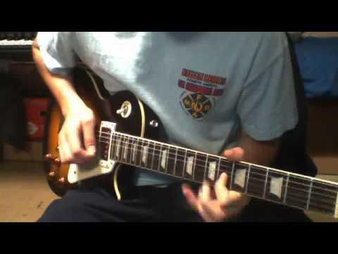 Guitar Lesson: LA Woman Part 1 - YouTube