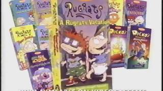 Opening to Rugrats: Dr. Tommy Pickles 1998 VHS (60fps rerecord…