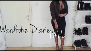 Wardrobe Diaries - AUTUMN/FALL '14 LOOKBOOK | AnnieDreaXO Thumbnail