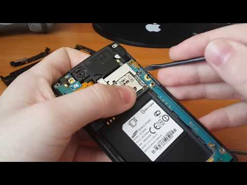 Как разобрать samsung wave 3 / How to disassemble samsung wave 3