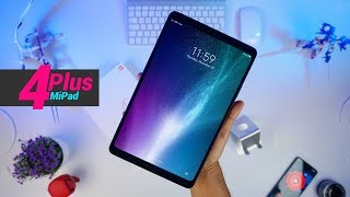 "Xiaomi Mi Pad 4 Plus 10.1"" pulgadas de PODER  |  Unboxing en Español"