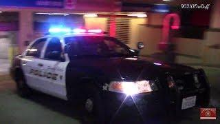Beverly Hills Police Responding x10