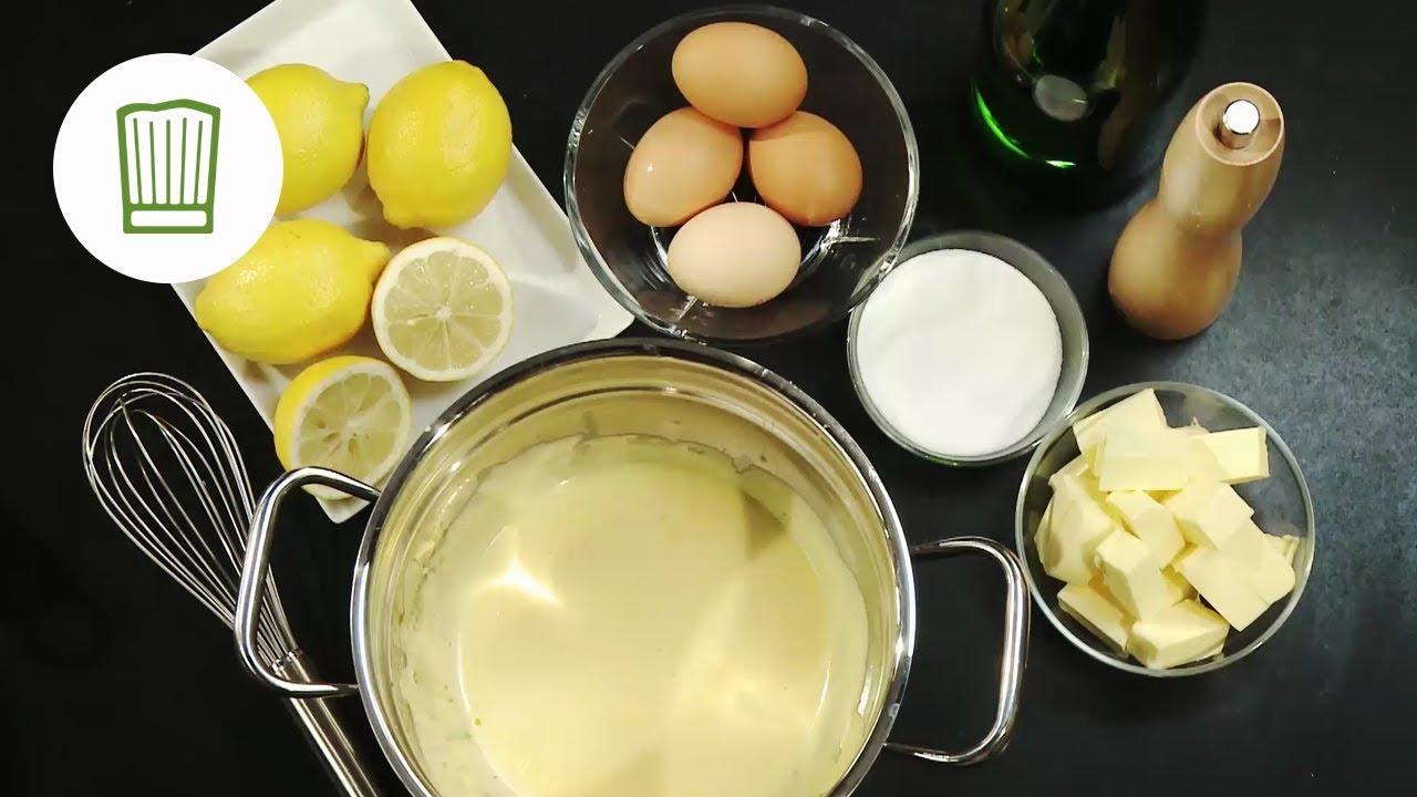 sauce hollandaise selber machen