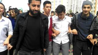 Diyarbakır türk telekom lisesi şenlik günü