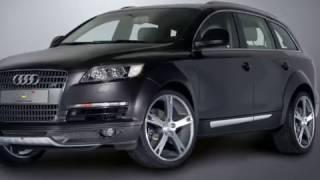 ABT Audi Q7 2006 Videos