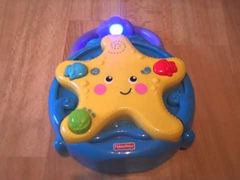 Fisher Price Star Projector Youtube