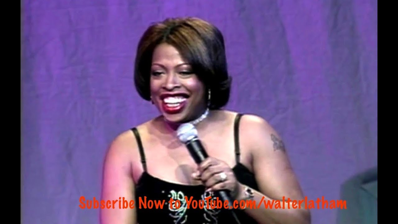 """Adele Givens """"Somebody For Everybody"""""""