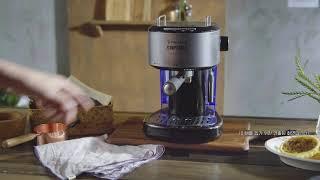 세인트갈렌 캡슐플러스 커피머신 하우투