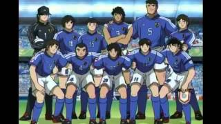Captain Tsubasa Opening 2 [Our Relation] Full