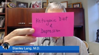 Ketosis and Depression, Whole Person Health, Ketogenic Diet, Christian Health