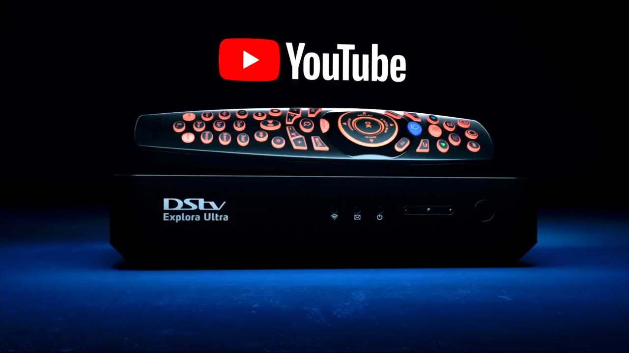 How to stream YouTube on your Explora Ultra - Explora Ultra Features   DStv