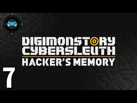 Shady Market - Digimon Story Cyber Sleuth: Hackers Memory #7 [Blind Let's Play, Playthrough]