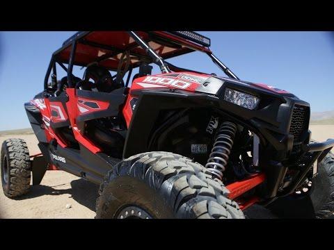 Project Cognito Motorsports Polaris RZR XP1000 4 Seater - Dirt Wheels Magazine