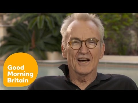 Larry Lamb's I'm A Celeb... Post Eviction Interview | Good Morning Britain