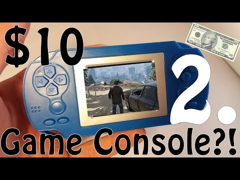 $10 Chinese 203 in 1 Portable Gaming Console #2